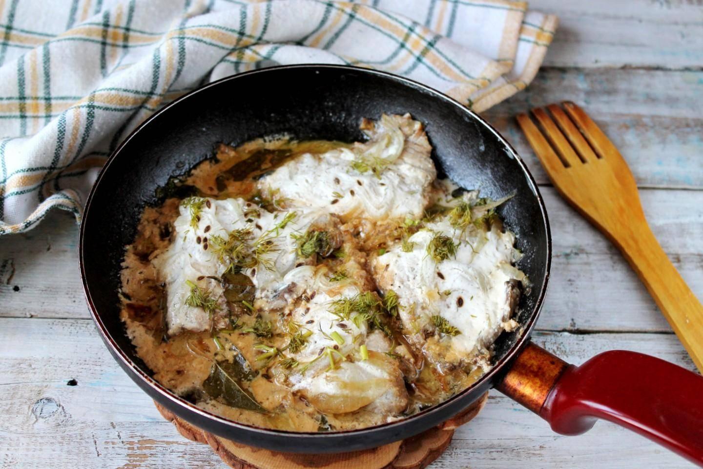 Щука с картошкой в мультиварке: рецепт с фото