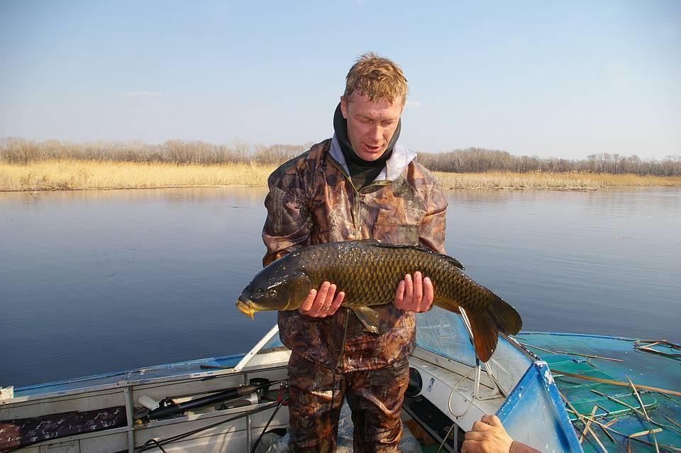 Рыбалка в уфе: лучшие места для ловли, какая рыба водится