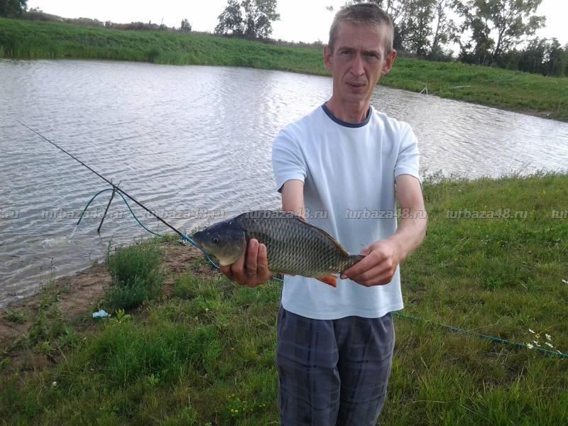 Рыболовные места в липецкой области: реки, озера и лучшие «платники»