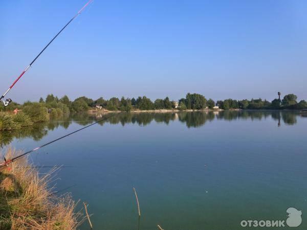Рыбалка в выгоничском районе