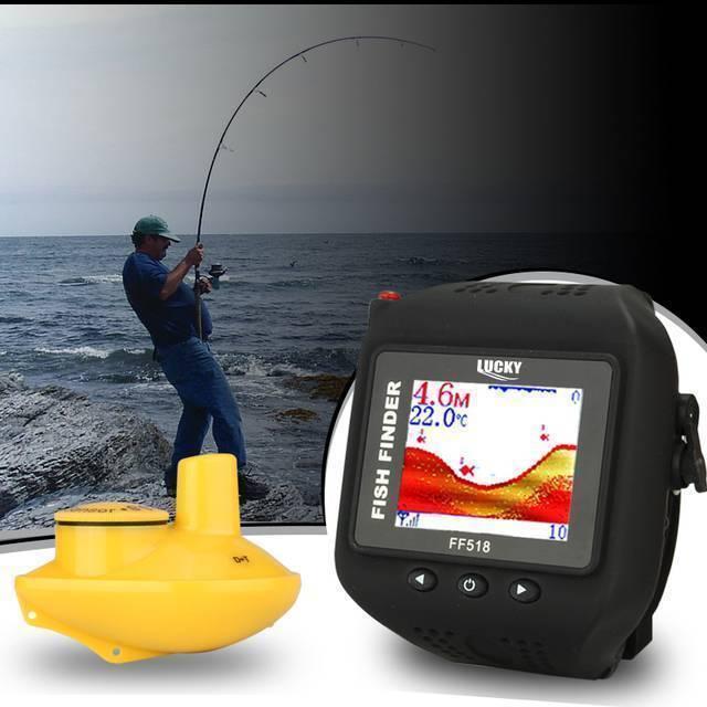 Эхолот для рыбалки с берега: лучшие беспроводные модели на удочку, рейтинг забрасываемых эхолотов для береговой ловли. как они работают?