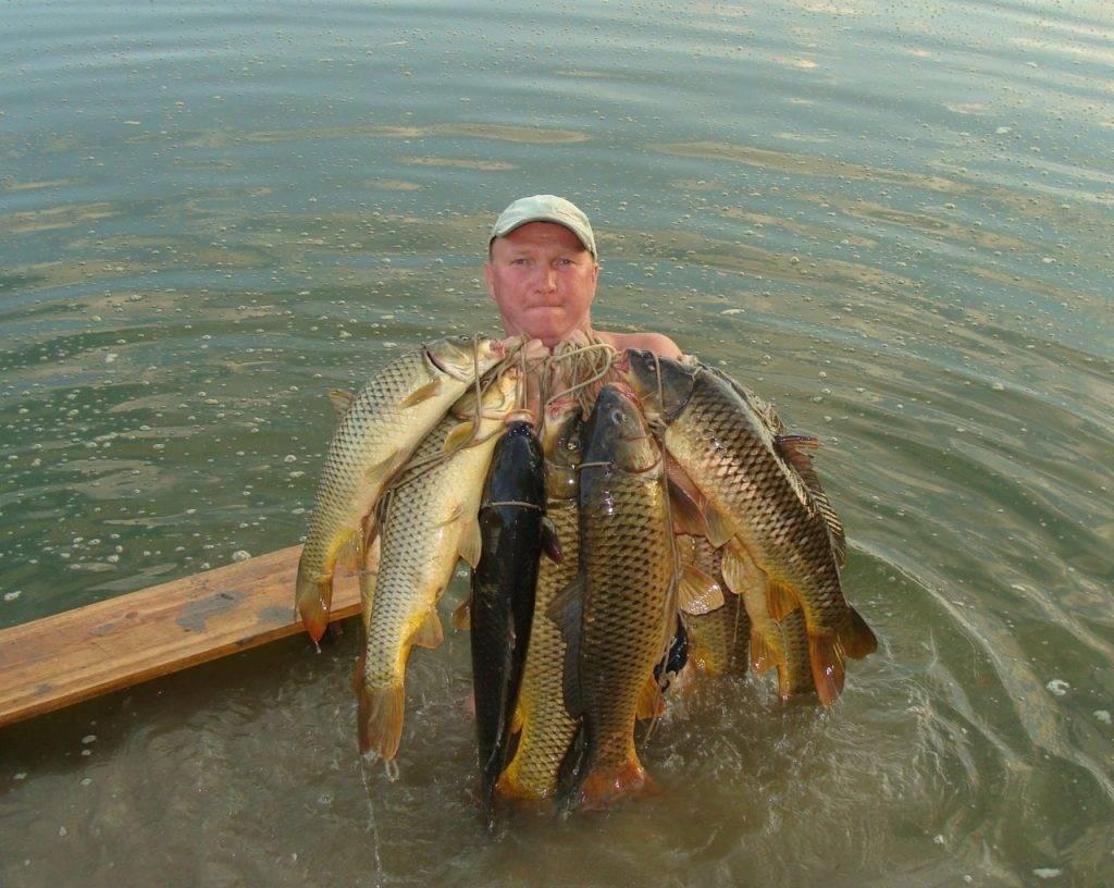 Камчатский лосось! рыбалка на камчатке