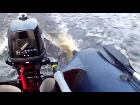 Как увеличить мощность лодочного мотора - сузуки, ямаха, хонда