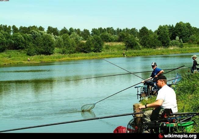 Рыбалка и отдых на чернореченском водохранилище