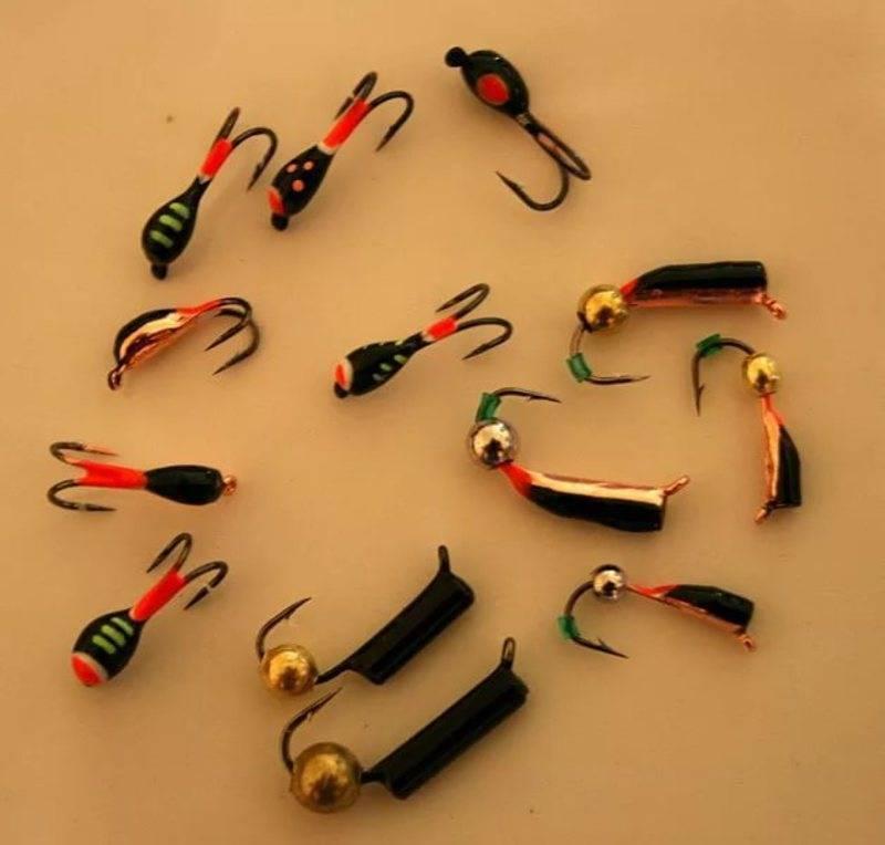 Изготовление мормышек своими руками на карася, окуня, леща, плотву, особенности
