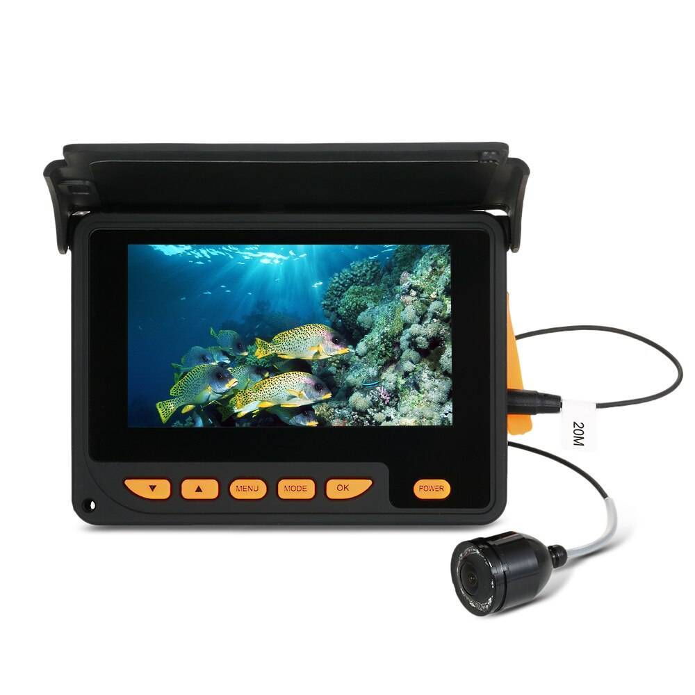 Лучшие подводные камеры для рыбалки - рейтинг 2020