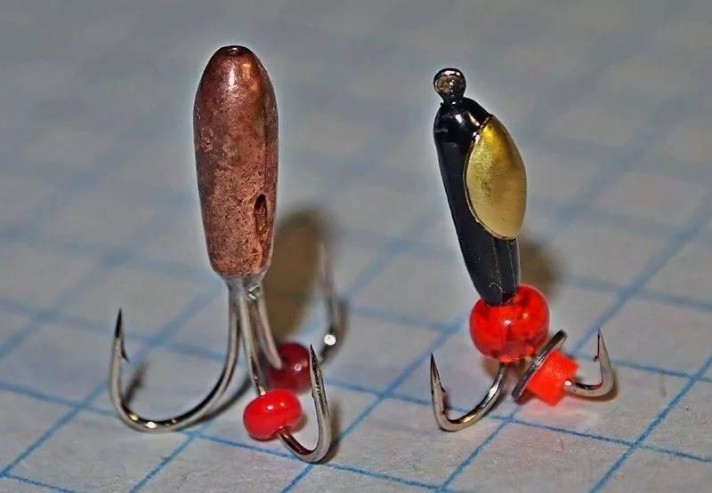 Мормышки для зимней рыбалки - виды, особенность, применение