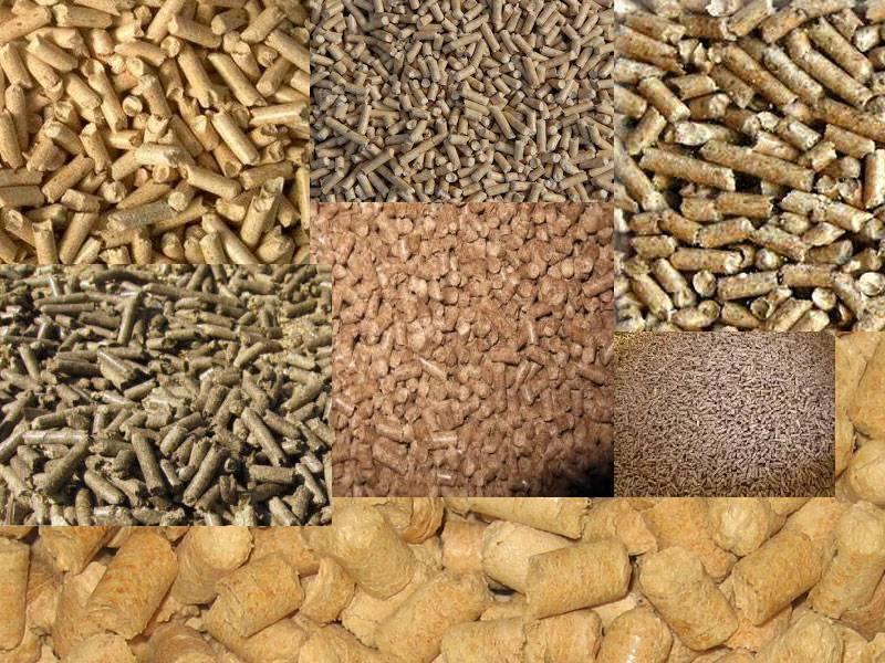 Сырье для пеллет: основные виды и требования