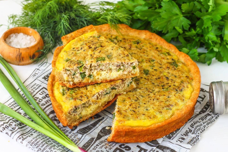 Сибирский рыбный пирог из щуки – кулинарный рецепт