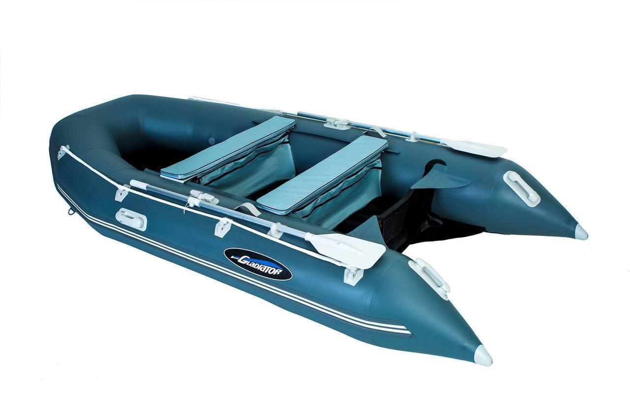 20 лучших моторных лодок пвх - рейтинг 2020