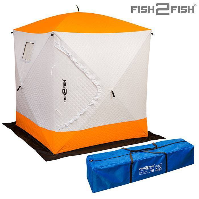 Рейтинг лучших палаток для зимней рыбалки по отзывам
