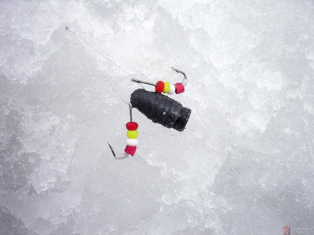 Ловля окуня на балду зимой – техника применения