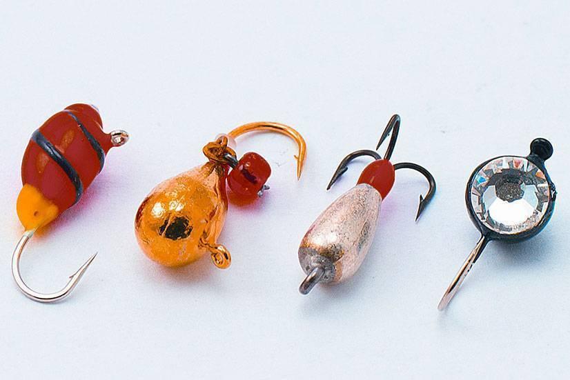 Рейтинг уловистых мормышек для зимней рыбалки