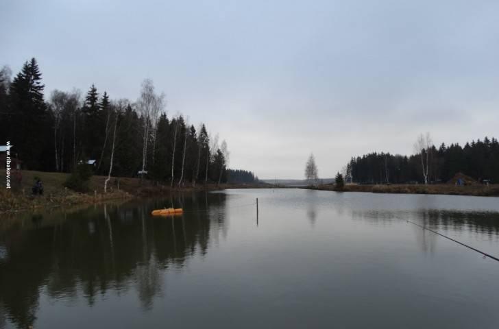 Озеро савельево переславский район