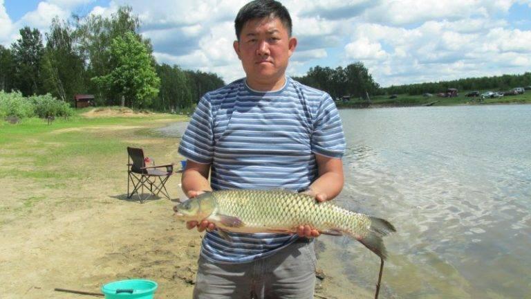 Рыбалка в чеховском районе (округ)