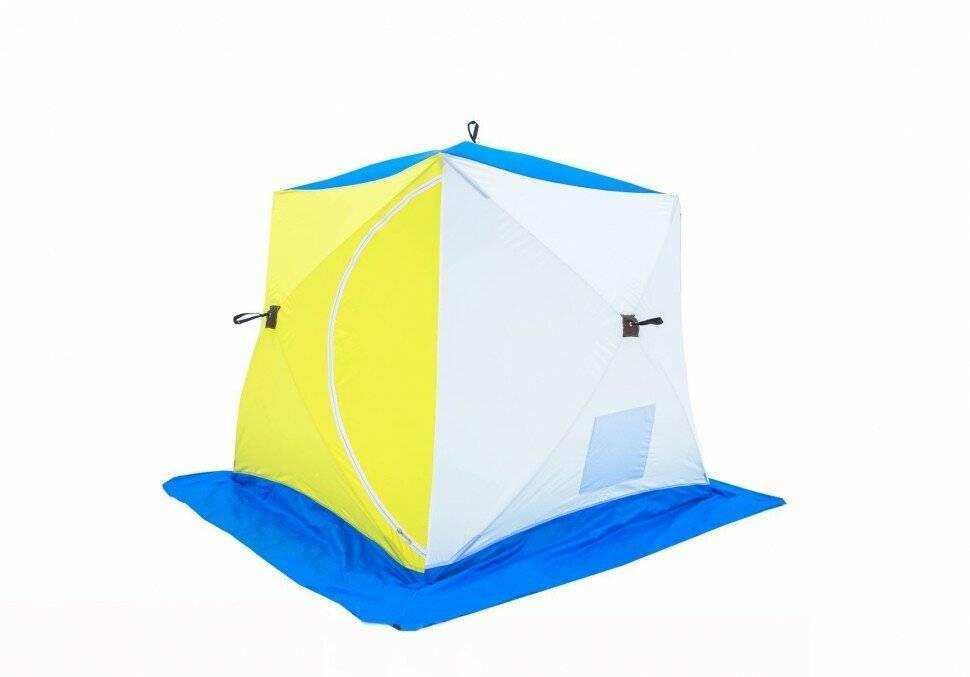 Обзор лучших палаток для зимней рыбалки