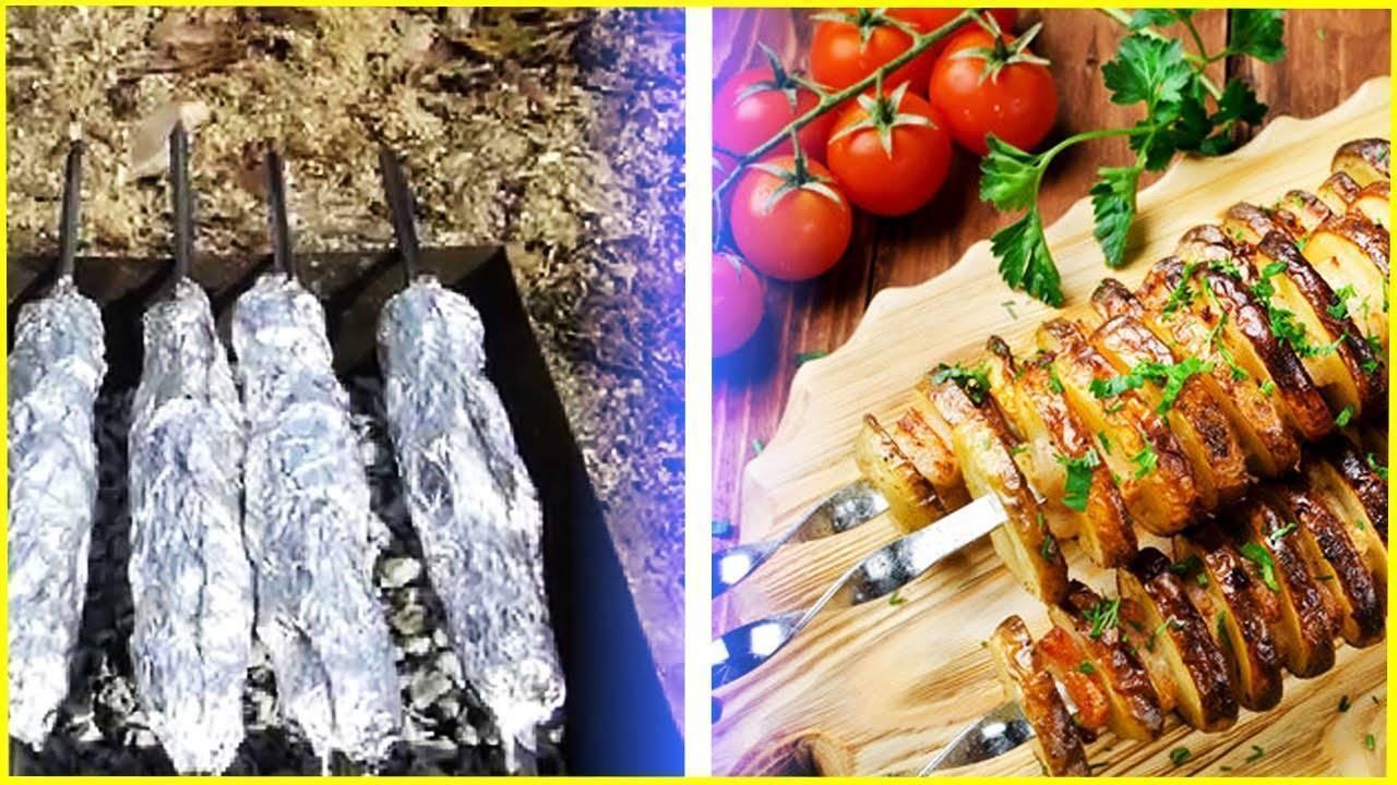 Шашлык из осетрины: рецепты правильного рыбного шашлыка - vredupolza