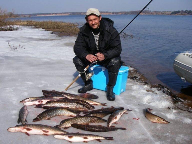 Рыбалка в башкортостане