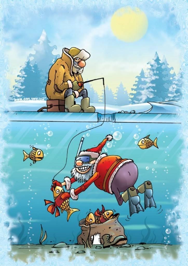 Сценарий новогоднего праздника для детей старшей группы «золотая рыбка»