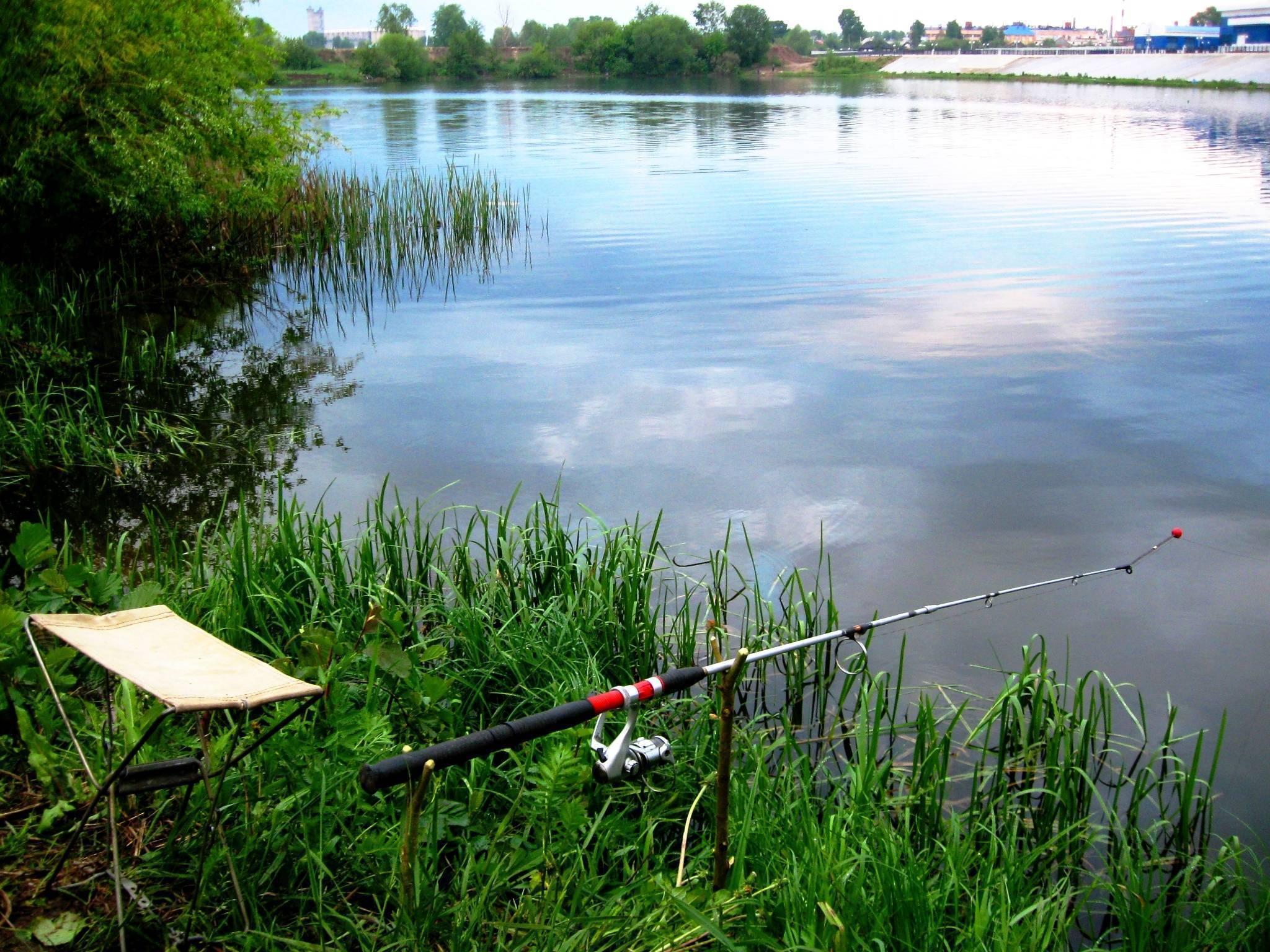 Рыбалка в подольском районе: места и особенности