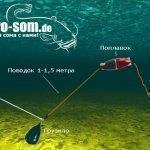 Ловля сома на донку с берега: видео, как поймать своими руками, выбор наживки