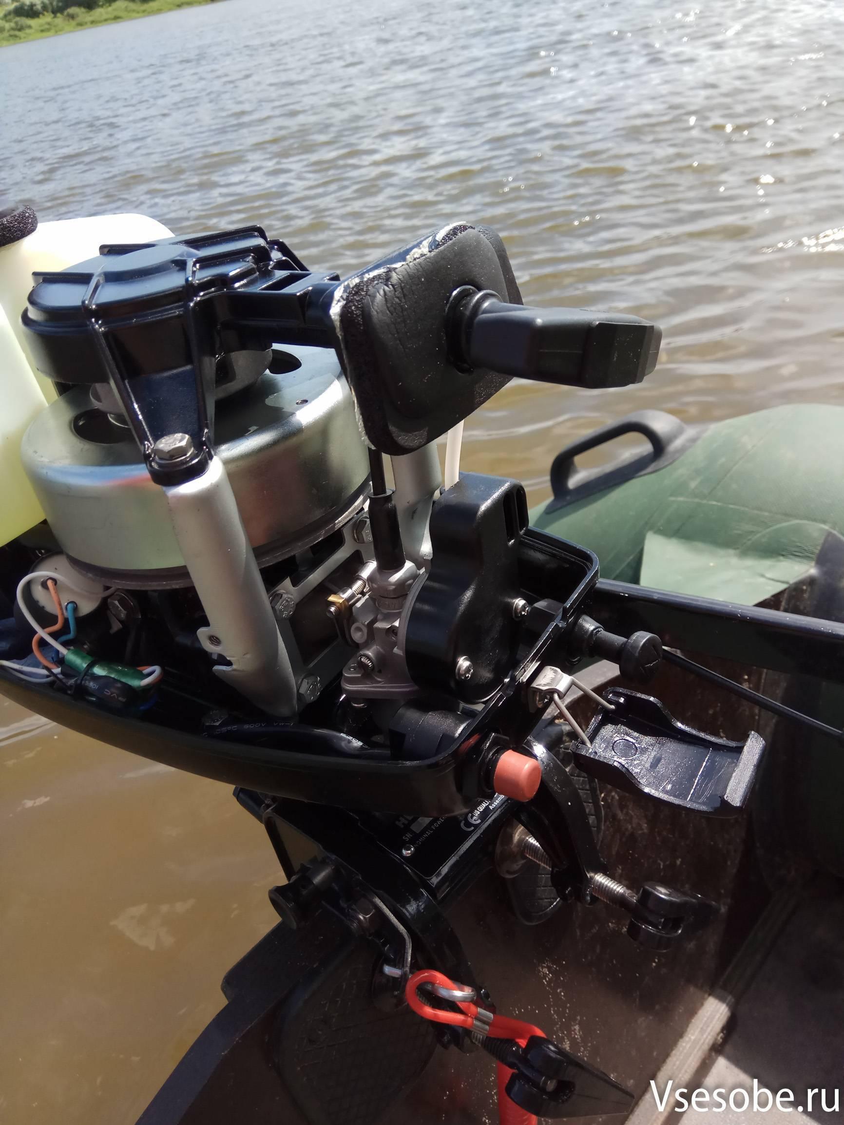 Как увеличить мощность лодочного мотора - ямаха и тохатсу