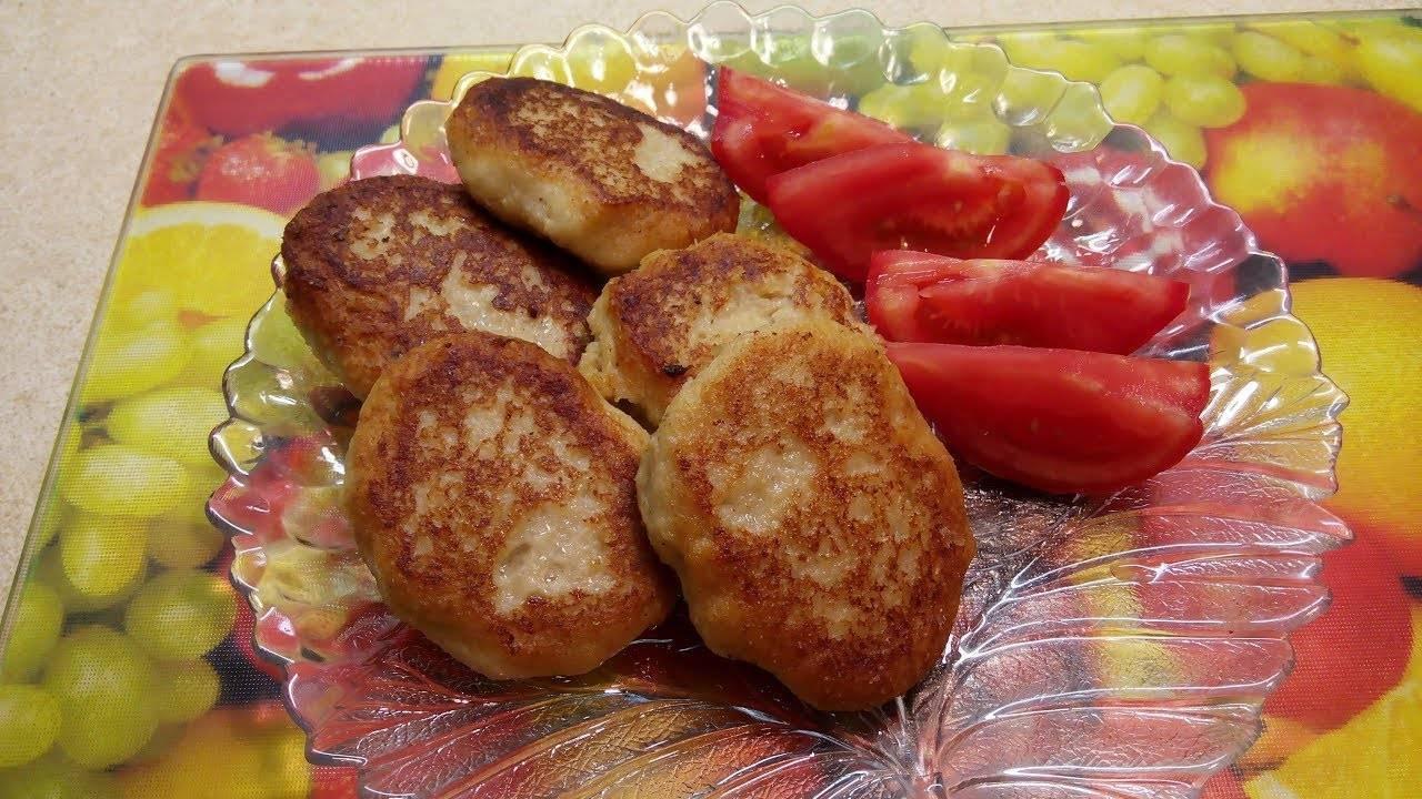 Котлеты из толстолобика — рецепты из икры, фото, этапы приготовления