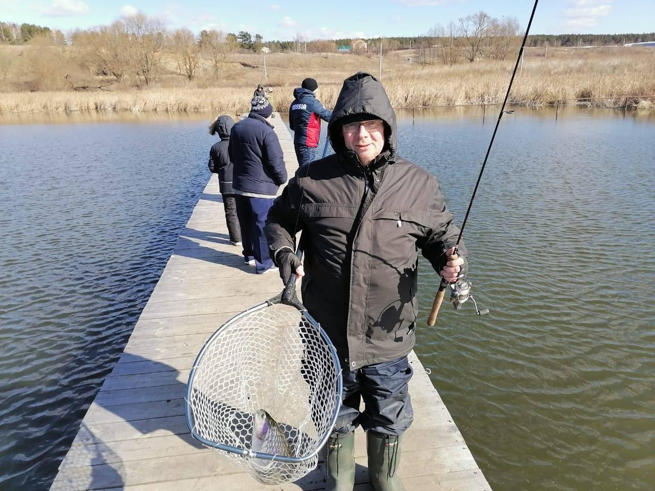 Места для рыбалки в брянской области – платная и бесплатная рыбалка!