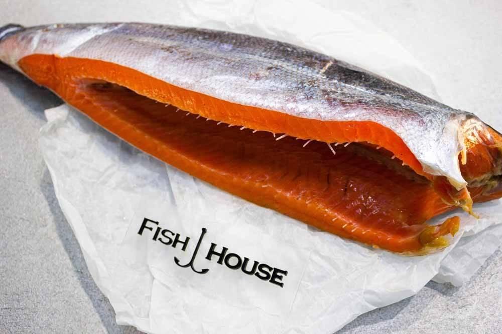 Рыба кижуч описание и фото