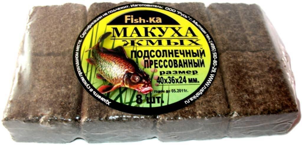 Что такое макуха для ловли рыбы: как сделать пресс своими руками