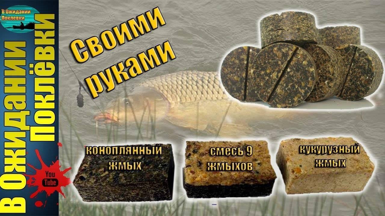 Как приготовить манку для рыбалки