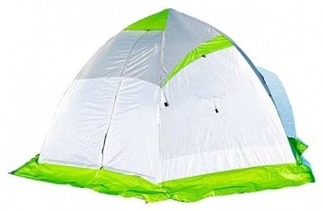 Палатки-кубы для зимней рыбалки: рейтинг лучших трехслойных и двухслойных рыболовных палаток, 3-местные и другие модели