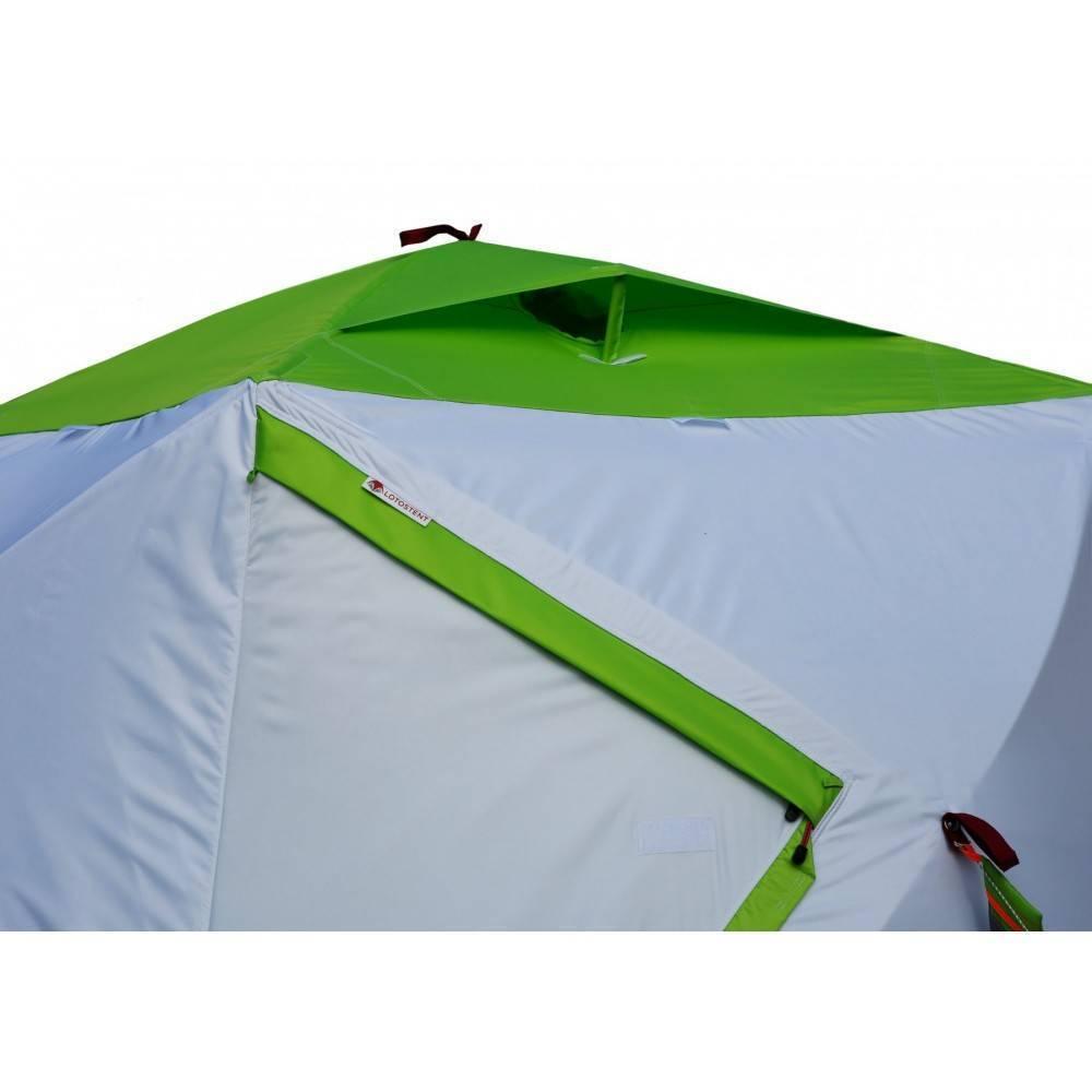 Палатки лотос для зимней рыбалки: модели, особенности, советы по выбору