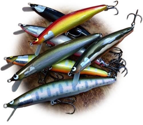 Ловля лосося: выбираем лососевые спиннинги и блесны