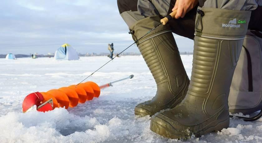 Рейтинг сапогов для зимней рыбалки