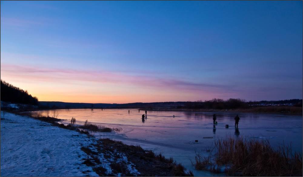 Пушкин - зимнее утро (мороз и солнце; день чудесный): читать стих, текст стихотворения - рустих