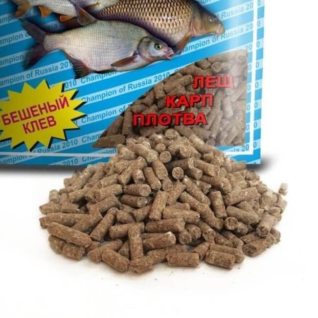 Прикормка для рыбы своими руками: рецепты по сезону и видам рыб