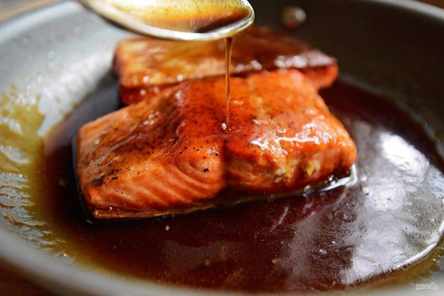 Лосось терияки — рецепты соуса, как приготовить на гриле или сковороде