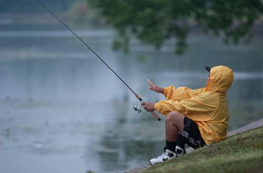 Вкакую погоду отправляться нарыбалку