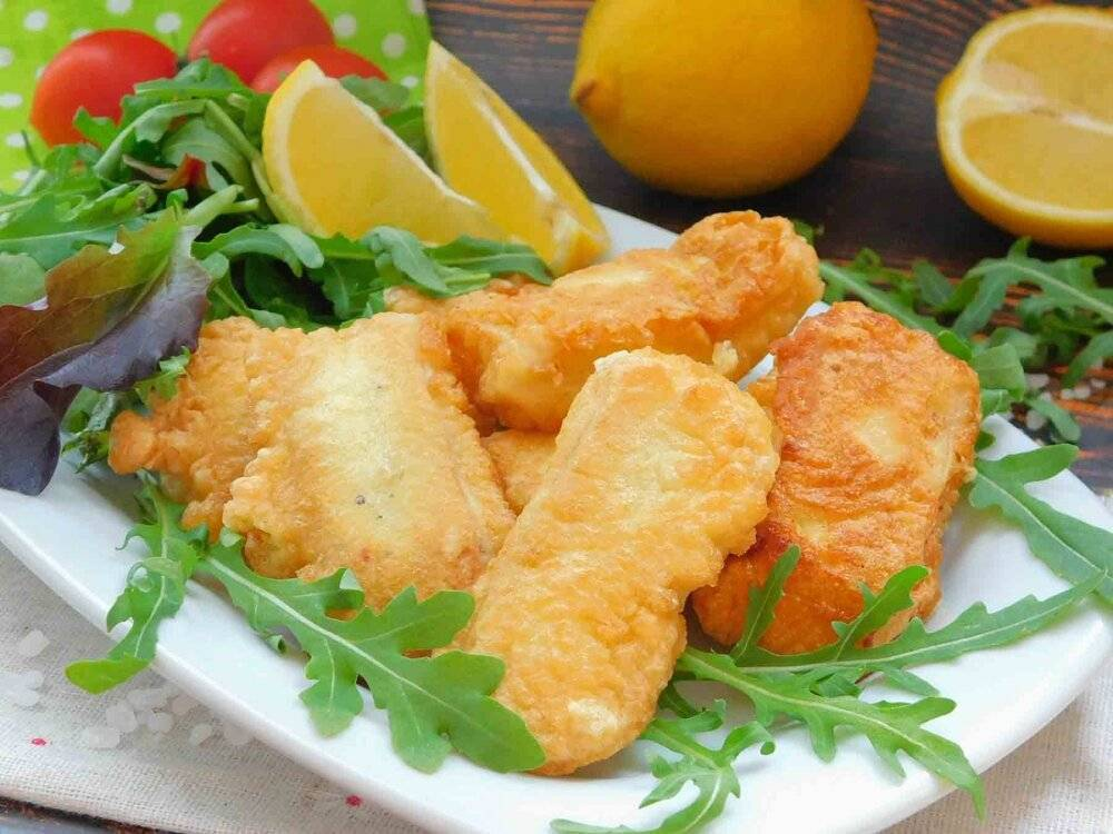 Рыба в кляре (203 рецепта с фото) - рецепты с фотографиями на поварёнок.ру