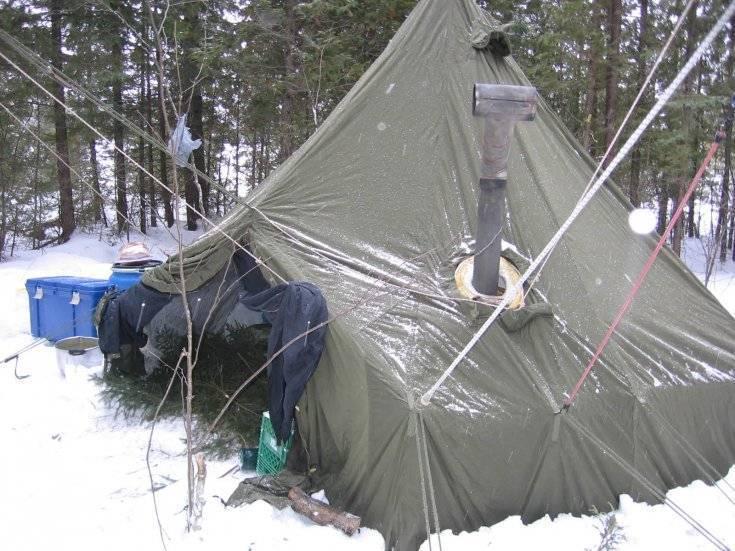 Зимняя палатка своими руками, особенности изготовления самодельных палаток для рыбалки