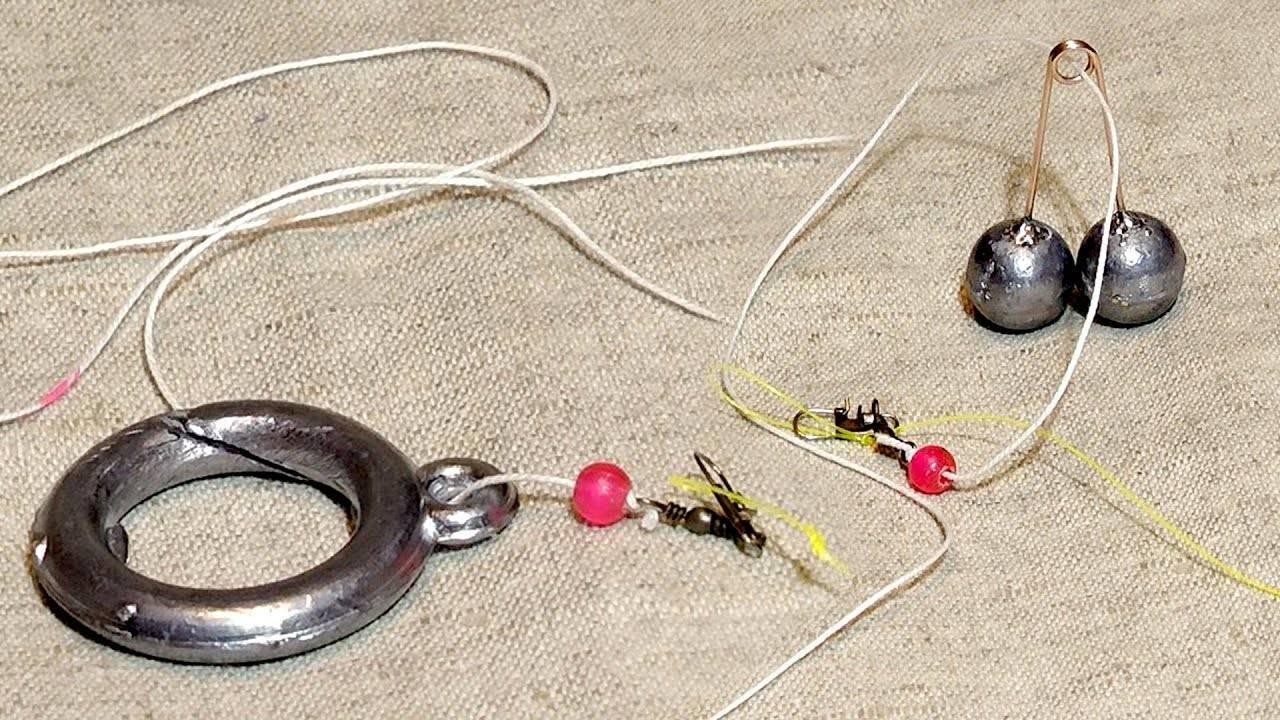 Рыбалка на «кольцо»: как сделать снасть своими руками, ловля рыбы с лодки, видео