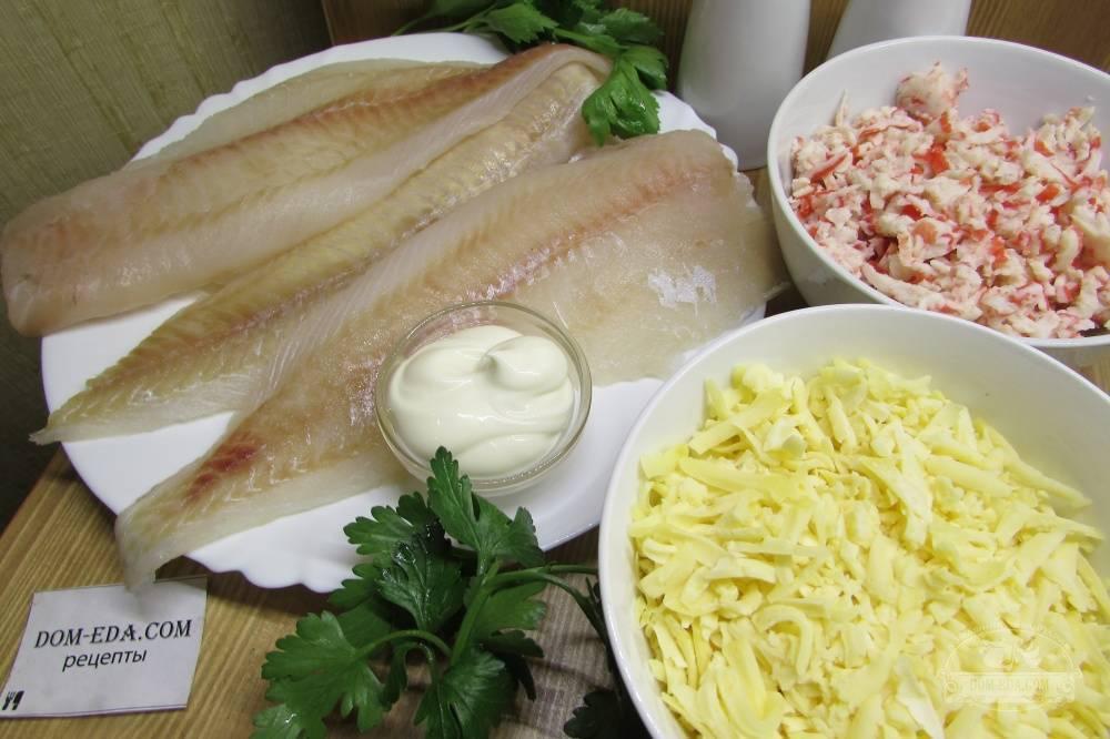 Тилапия жаренная / блюда из тилапии / tvcook: пошаговые рецепты с фото