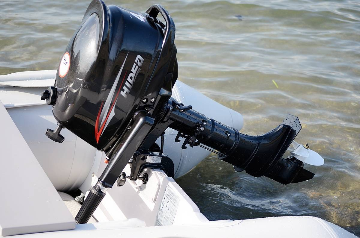 Мотор для лодки пвх: 4 или 2 тактный. какой лучше купить?