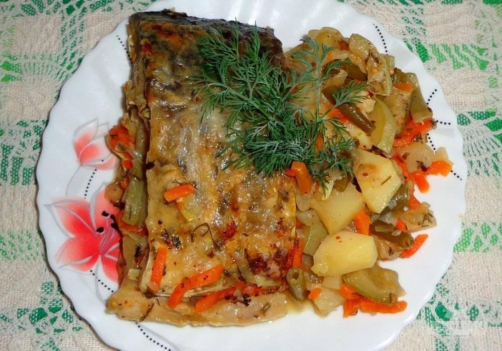 Жареный карп пошаговый рецепт приготовления с фото