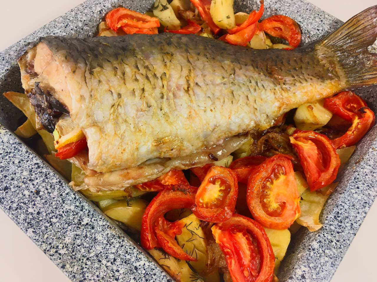 Линь вареный / блюда из линя / tvcook: пошаговые рецепты с фото