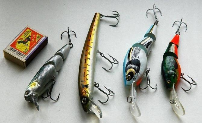 Воблеры для троллинга: модели, как выбрать и техника ловли