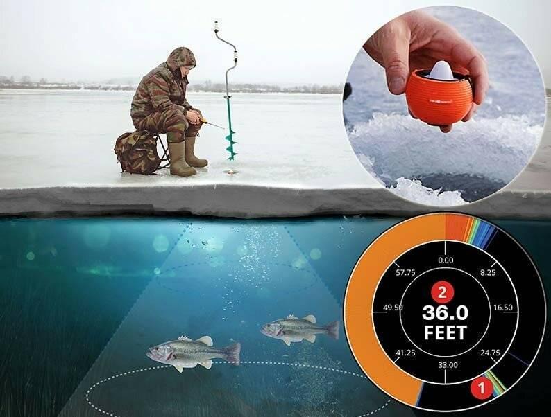 Термоклин, что это такое? поиск рыбы проверенным способом.