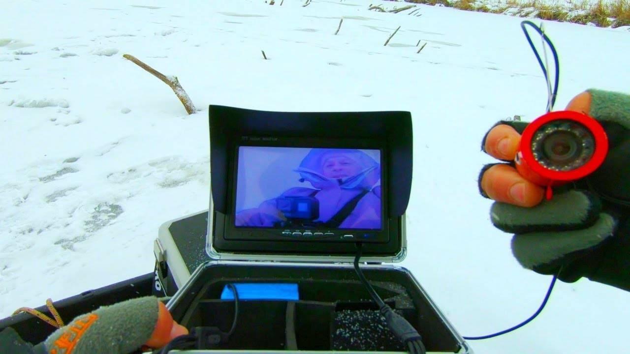 Камеры для подледной ловли на рыбалке зимой, как сделать подводную рыболовную камеру своими руками (видео)