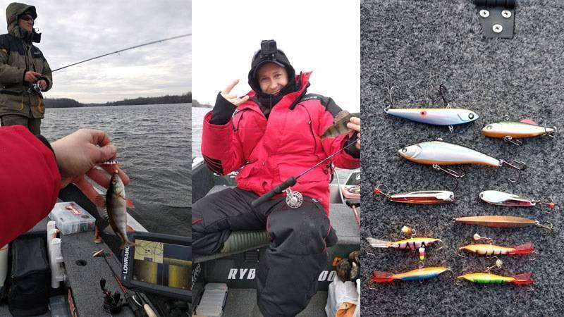Ловля с лодки в отвес: как, на что и кого. техника ловли в отвес на блесну зимой